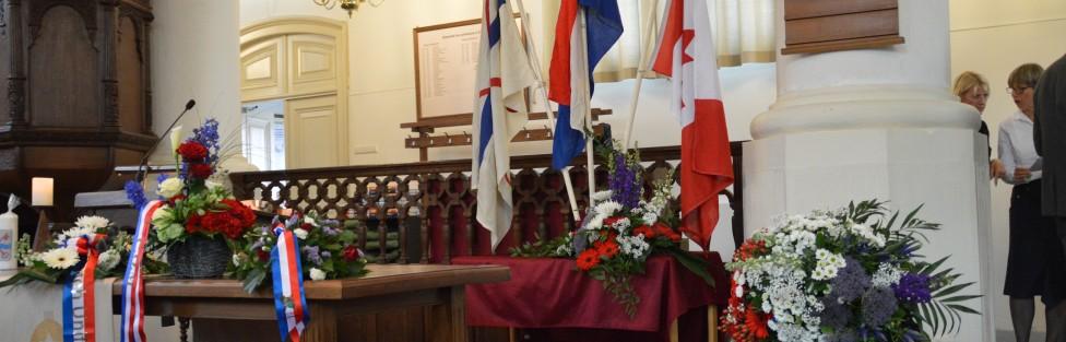 4 mei Herdenkingsbijeenkomst