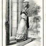 Foto 6b Prinses Marianne in een toenmalig modeblad