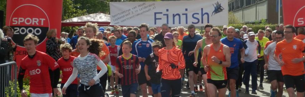 Oranje Sportfondsen/van Houdt prestatieloop